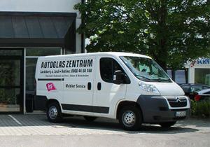 Autoglas Zentrum Landsberg - Aussenansicht